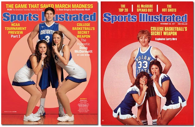 Every White Basketball Player Gets Compared To Larry Bird