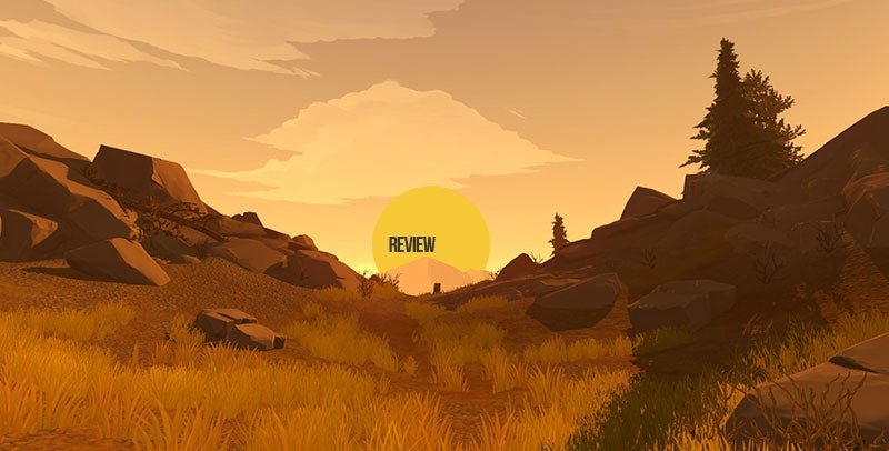 campo-santo firewatch mac tag-playstation ps4 review