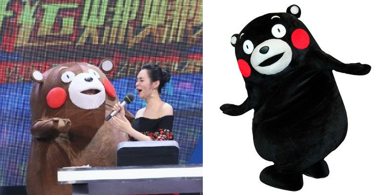 china japan kumamon