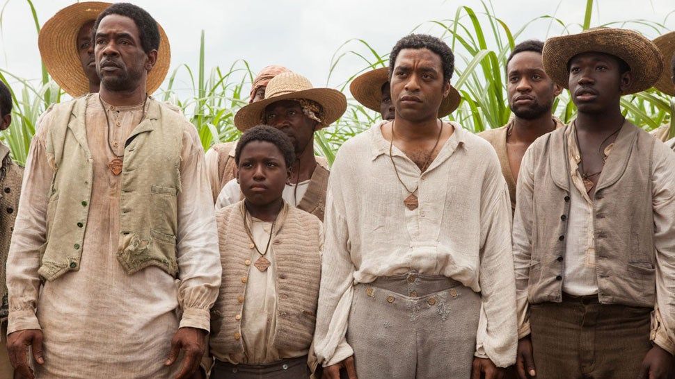 How 12 Years a Slave Became a Punny Racist Trope