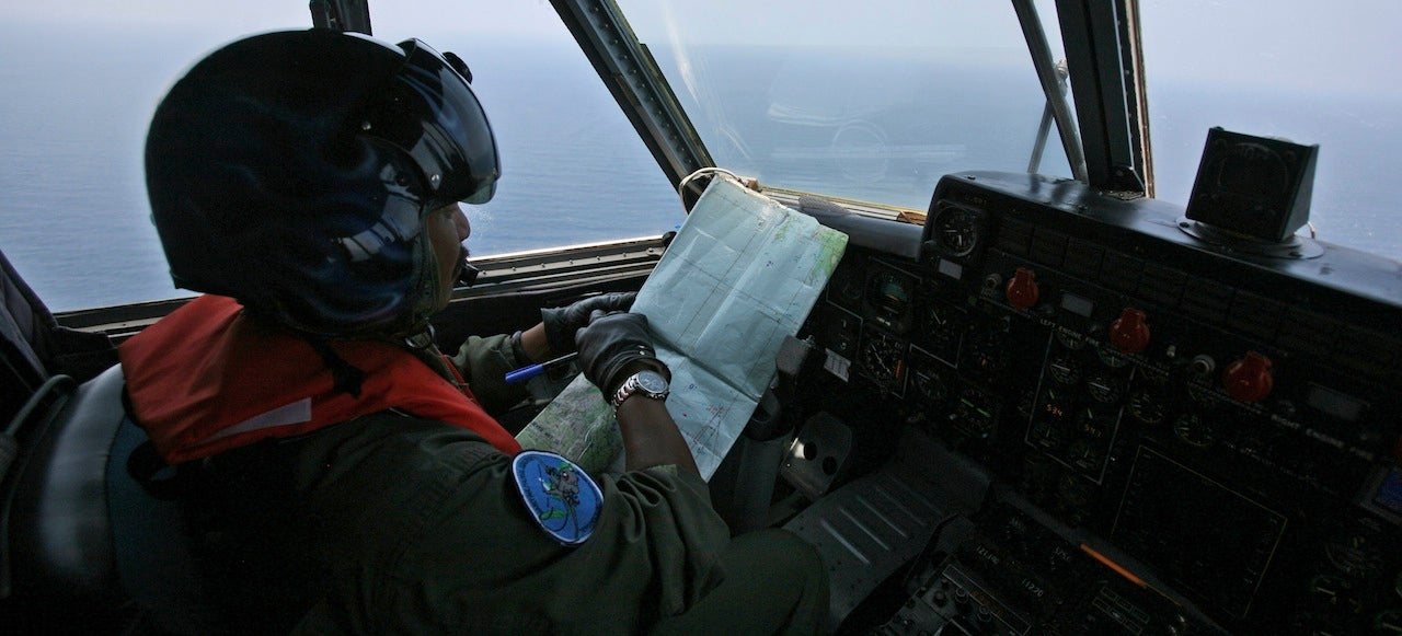 Now You Can Help Search for the Missing Malaysian Airlines Flight