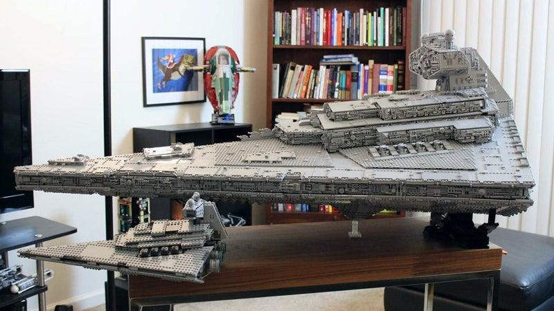 diy lego star-wars toys