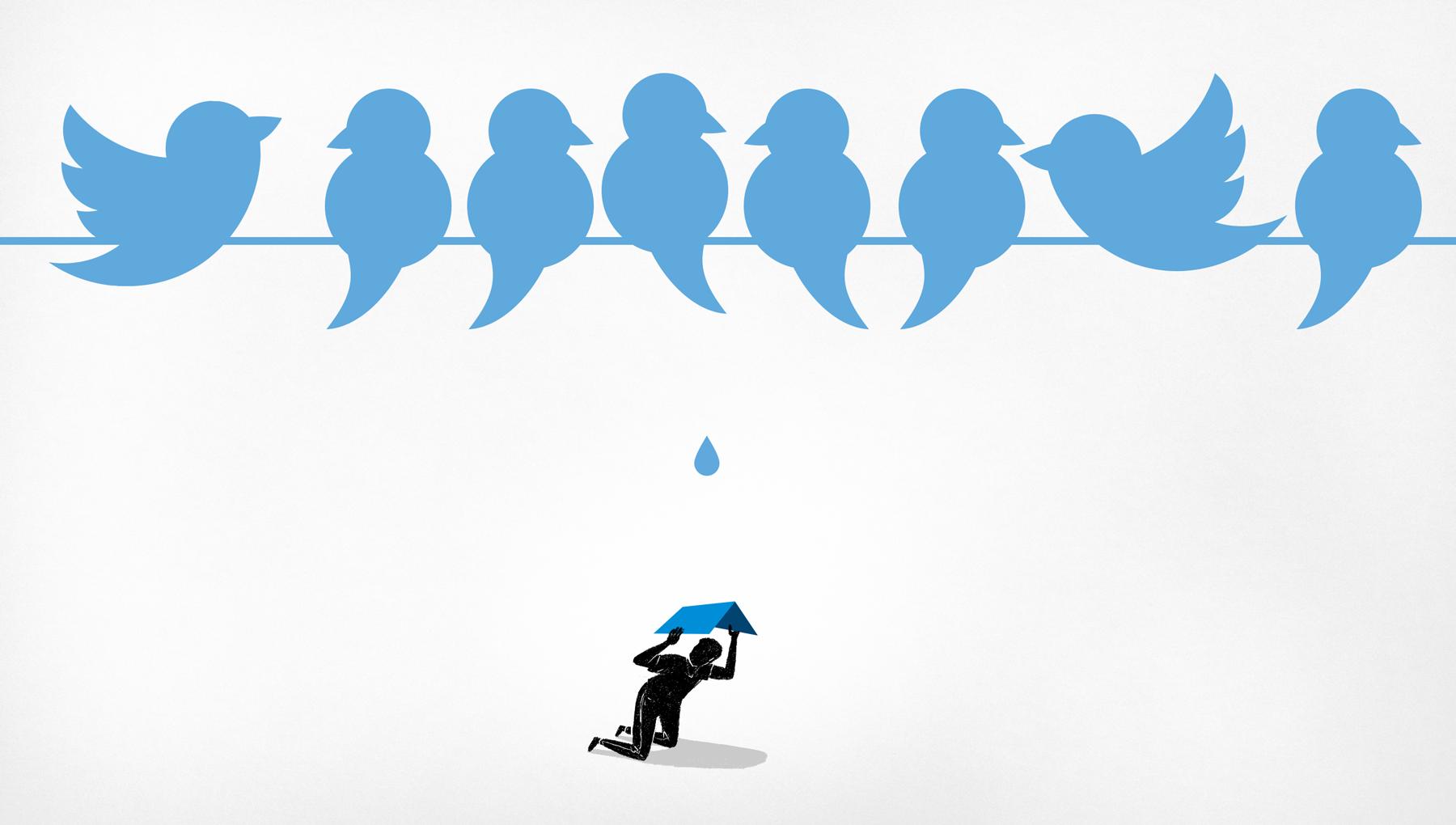 filtering privacy social-media social-networks twitter