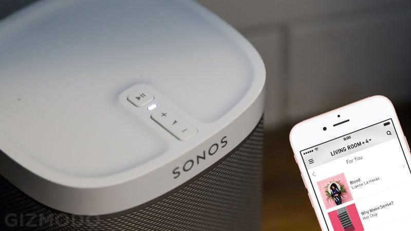 apple-music sonos streaming