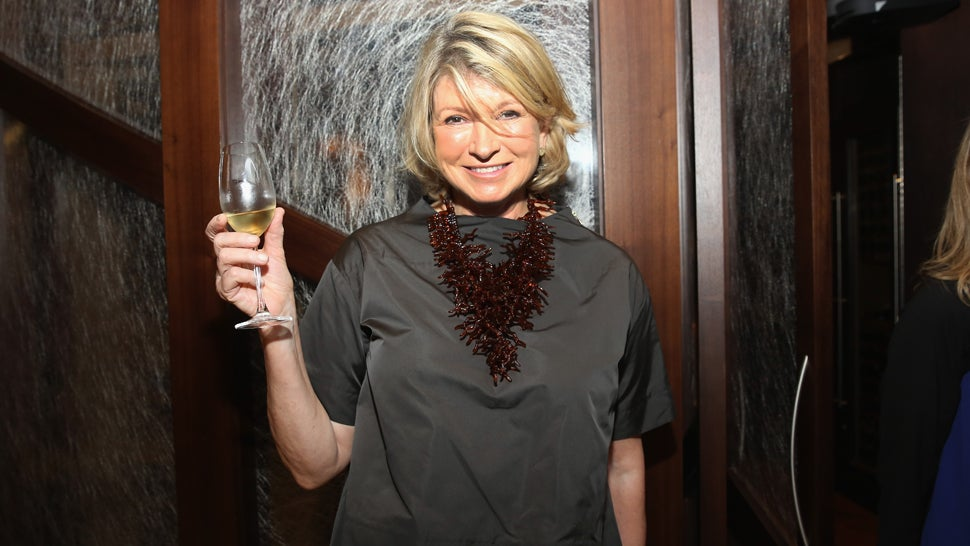 Martha Stewart's Top Two Sex Tips and Future Dildo Plans