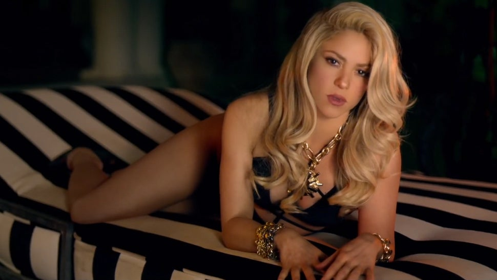 Shakira Needs Her Boyfriend's Permission To Do Her Own Music Videos