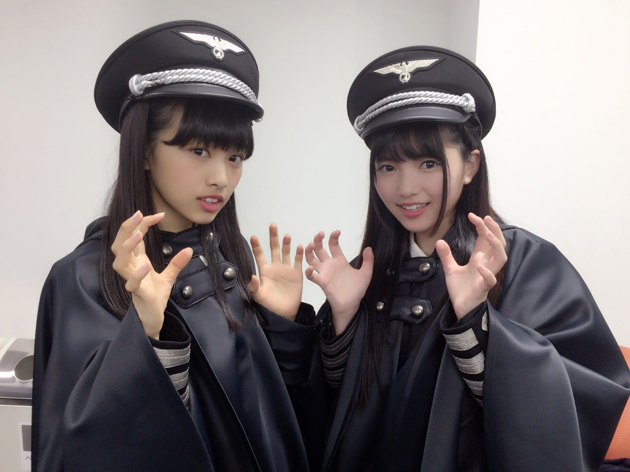Japanese Idols Dress As Nazis For Halloween