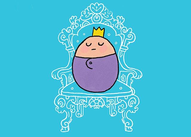 books comics kate-beaton king-baby panel-discussion webcomics