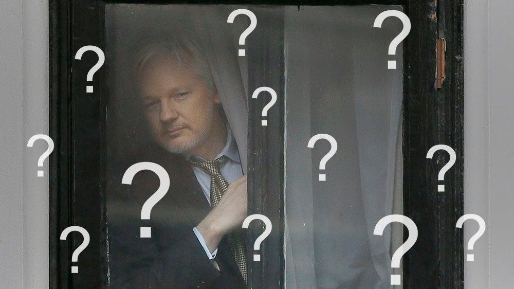 blackbag cia conspiracy julian-assange wikileaks
