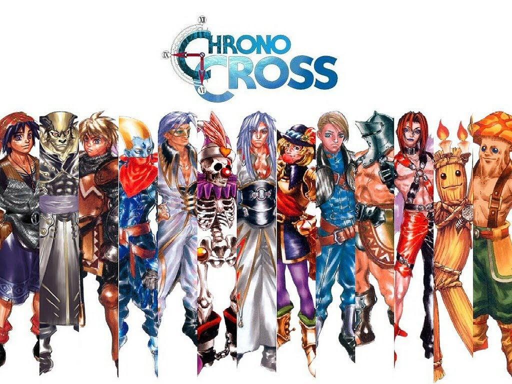 chrono-cross chrono-trigger