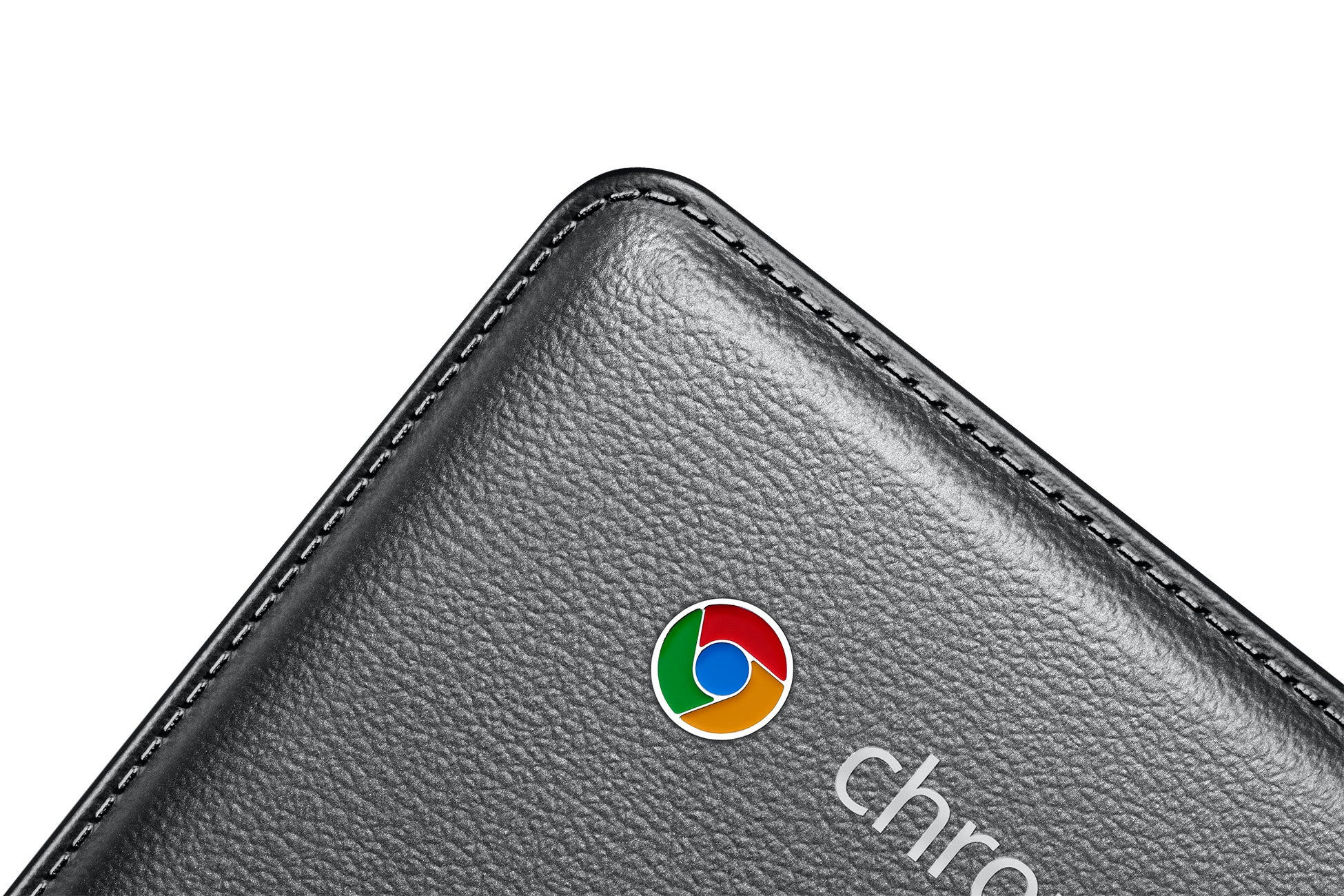 Chromebooks Come in Faux-Leather Now