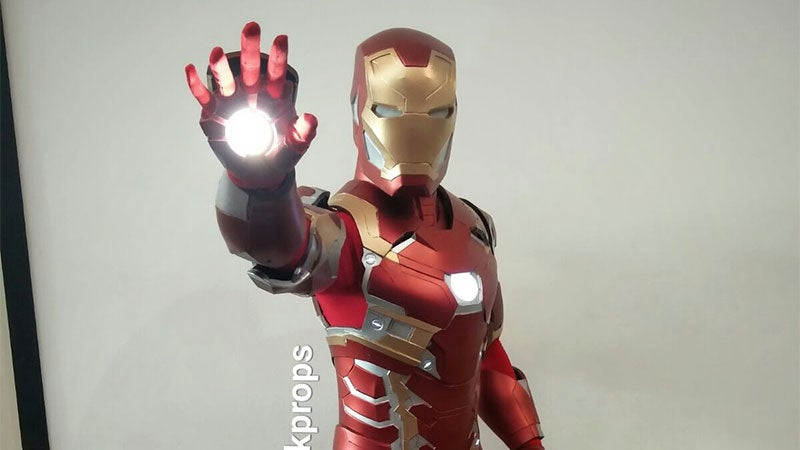 cosplay iron-man