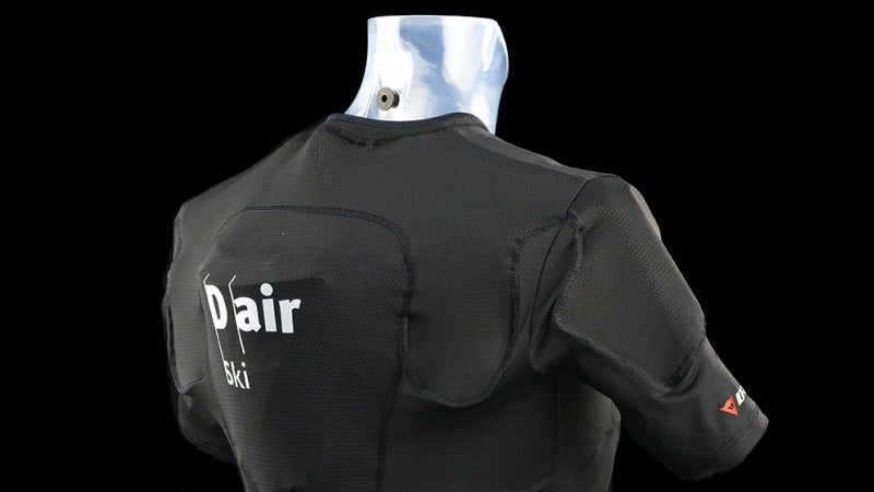 There's an Airbag Hidden Inside This Lightweight Ski Jersey