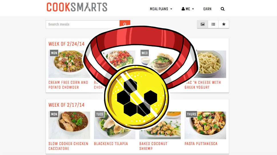 Most Popular Meal Planning App: Cook Smarts