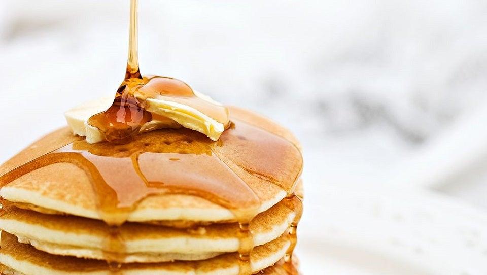 food glaucoma medicine pancakes
