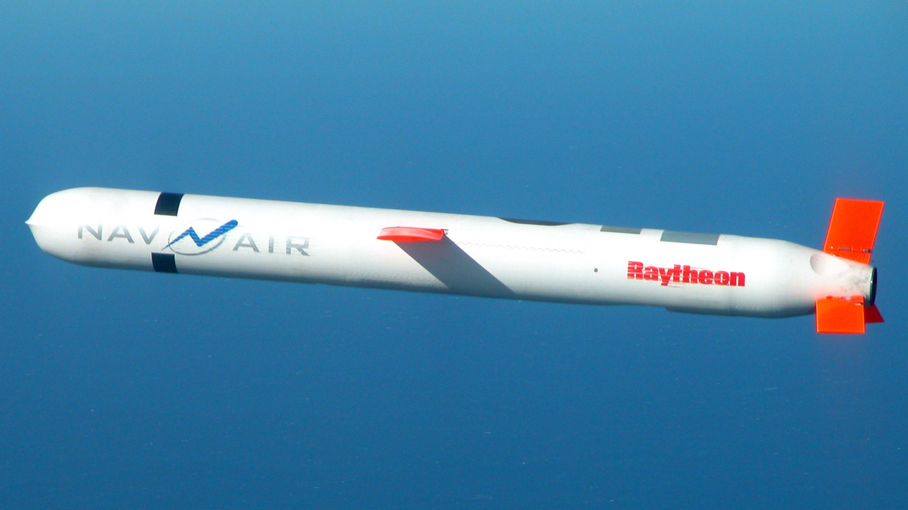 The Newest Tomahawk Is a Mighty Morphin' Cruise Missile