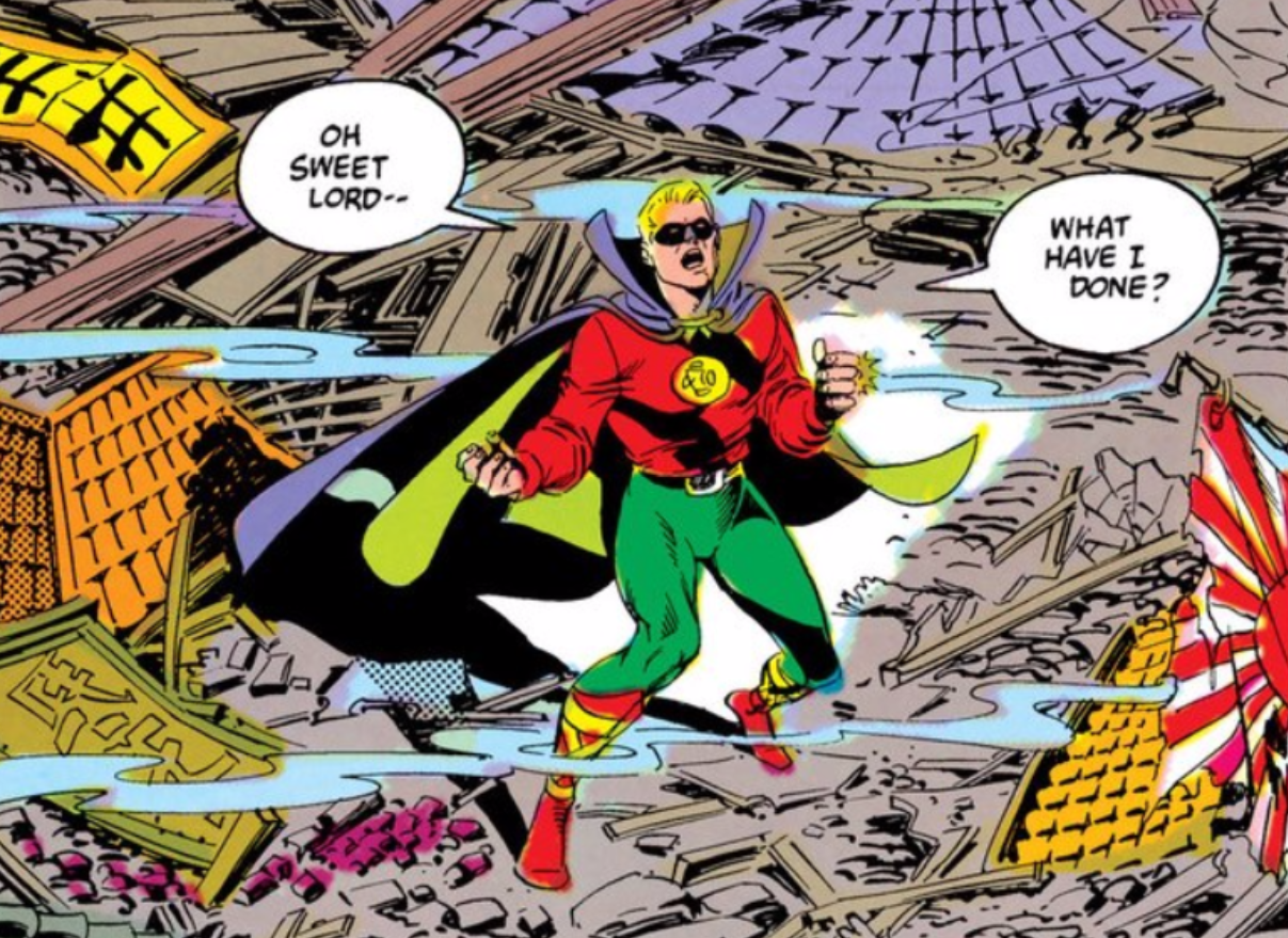 dc-comics green-lantern panel-discussion
