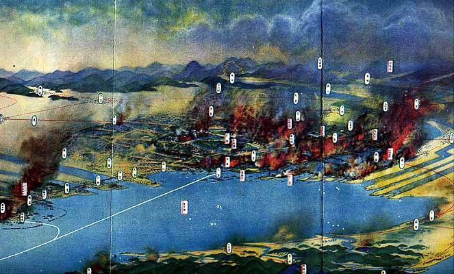 These Amazing Illustrations Are Like Google Maps For 1900s Japan