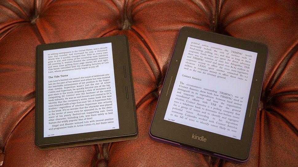 amazon best-kindle-e-reader e-reader ebooks kindle-oasis kindle-paperwhite kindle-voyage