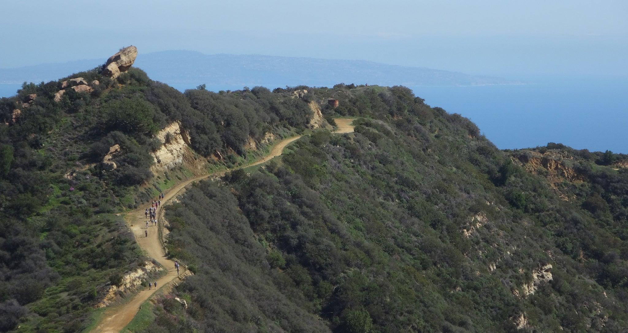 backbone-trail bbt cities hiking los-angeles national-park-service santa-monica-mountains thru-hiking urban-trails urbanism walking