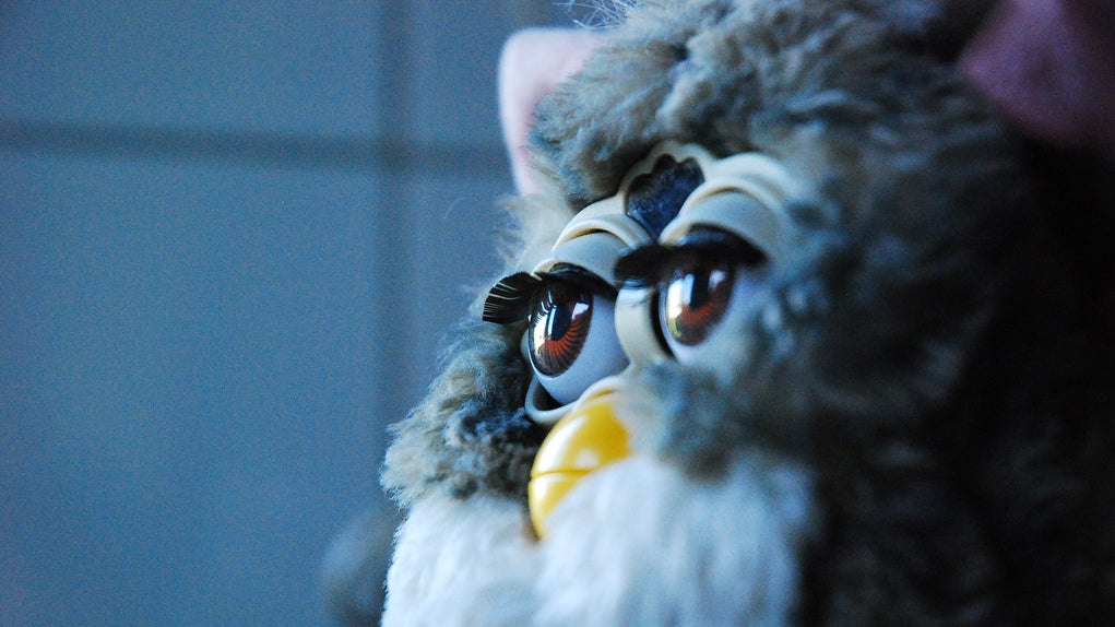 creepy furby hacks mods toys