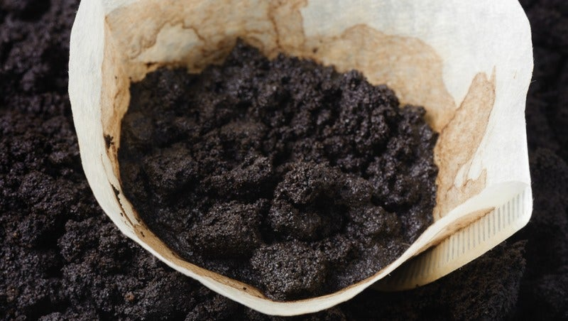 chemistry coffee-grounds environment water