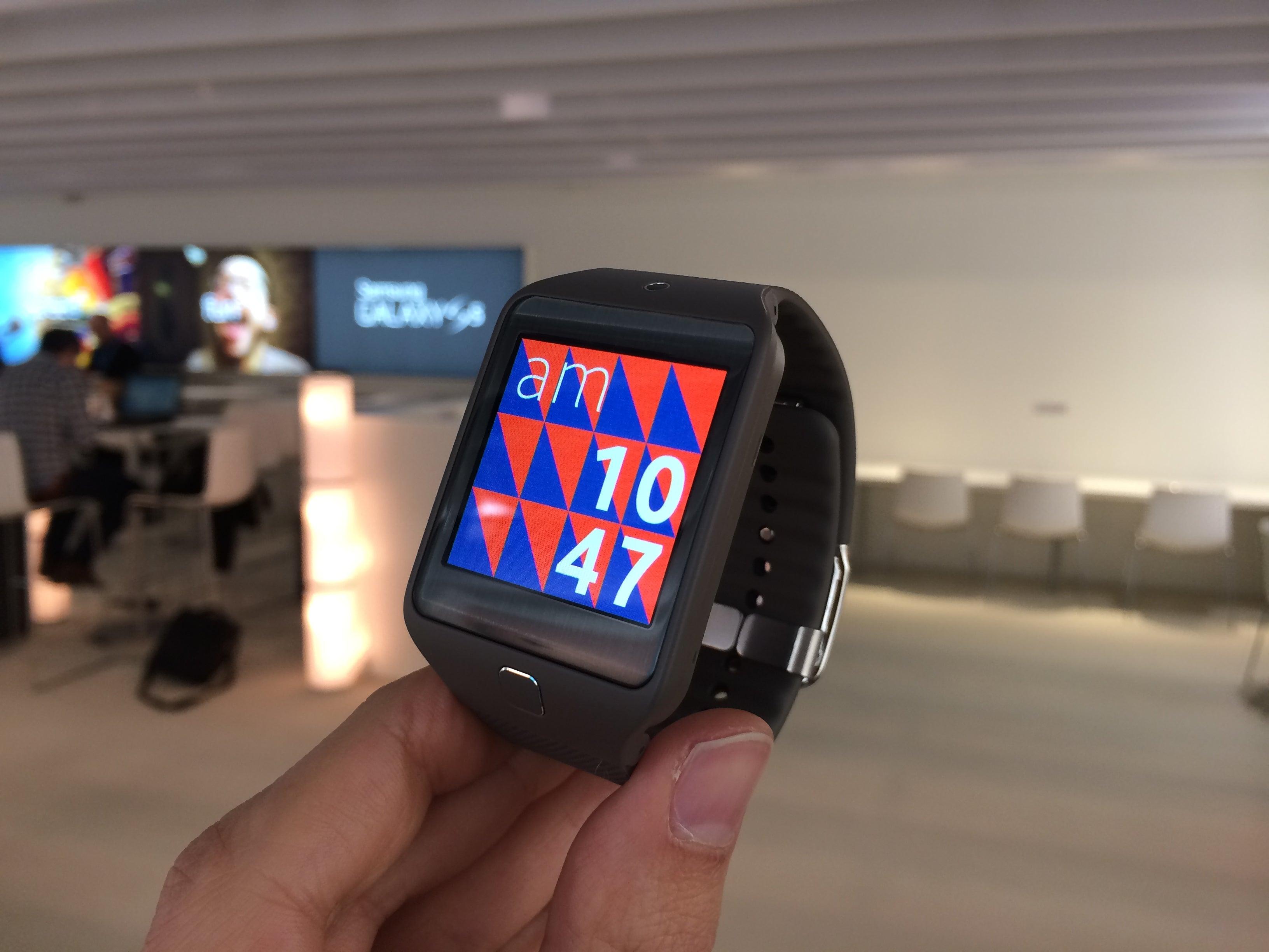 Samsung Gear 2, primeras impresiones: un reloj que sí querrás llevar
