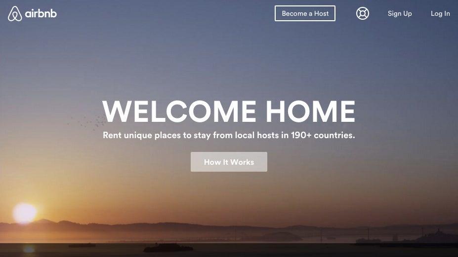 airbnb data laws rentals tax