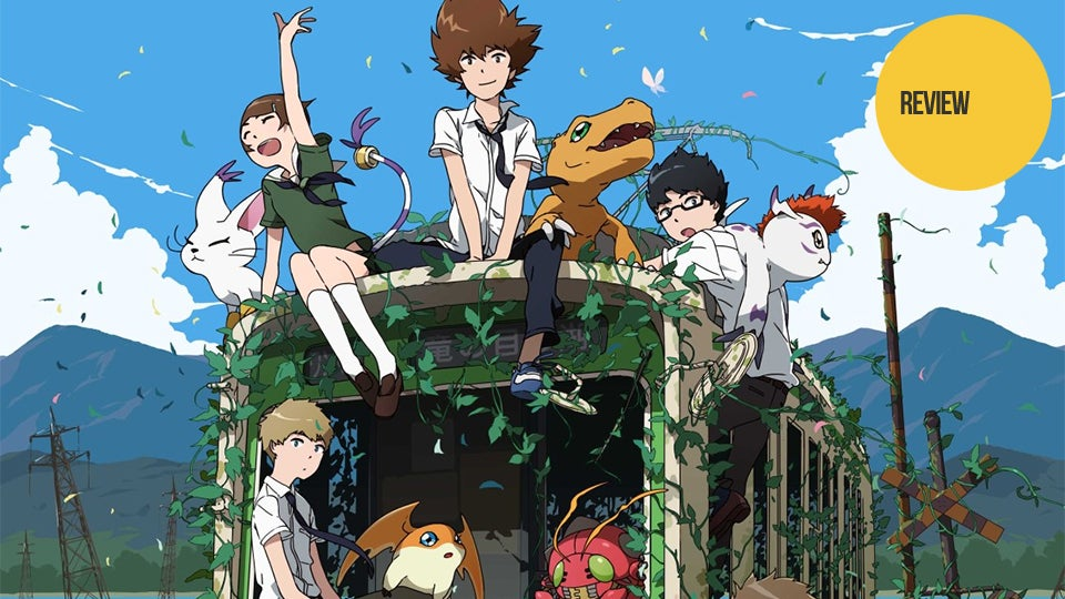 anime digimon digimon-adventure-tri digimon-adventure-tri-reunion
