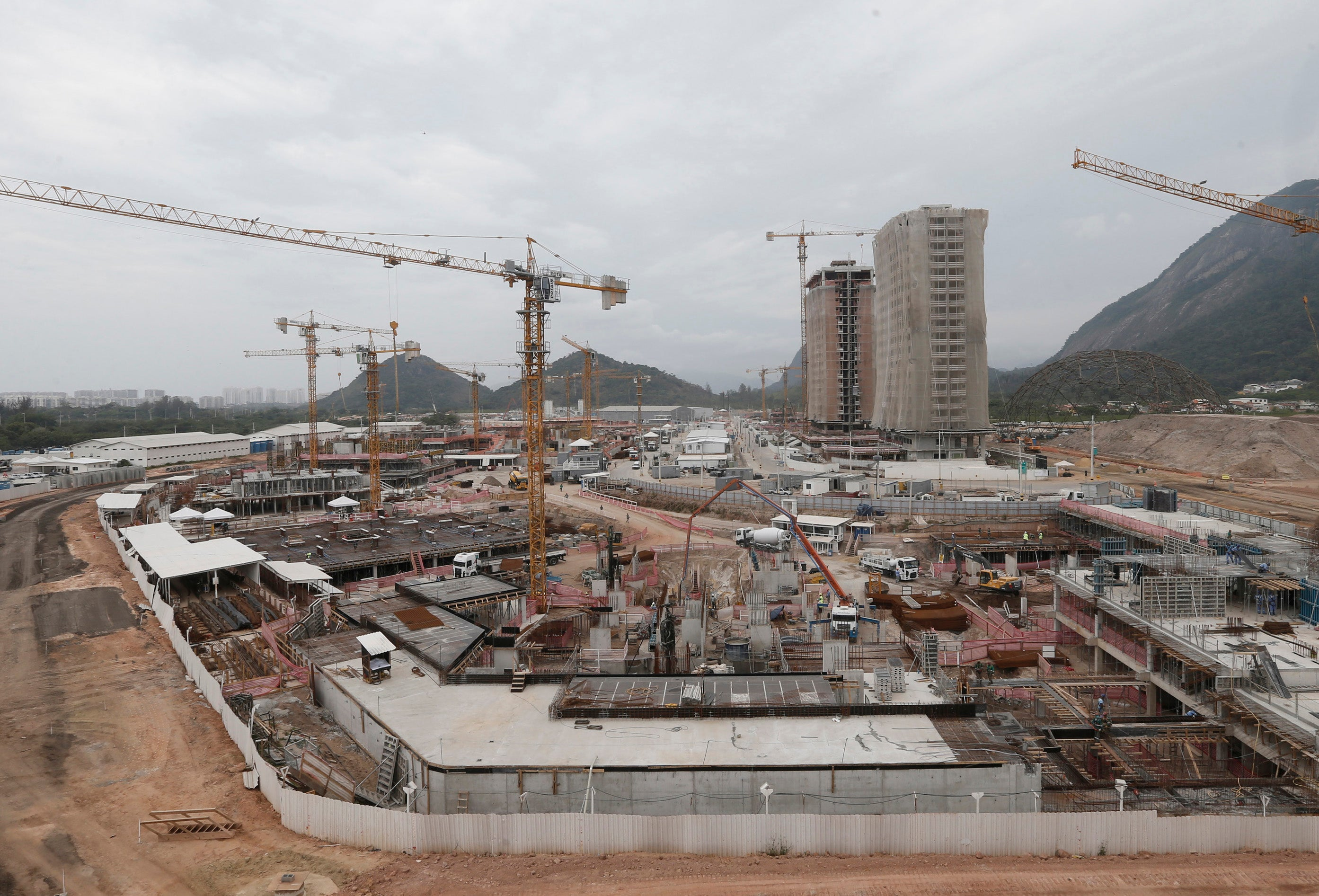 Rio's Olympic Construction Crews Are Unearthing Its Slave Trade Past
