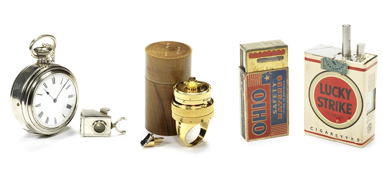 auction bonhams spy-cameras spying technology