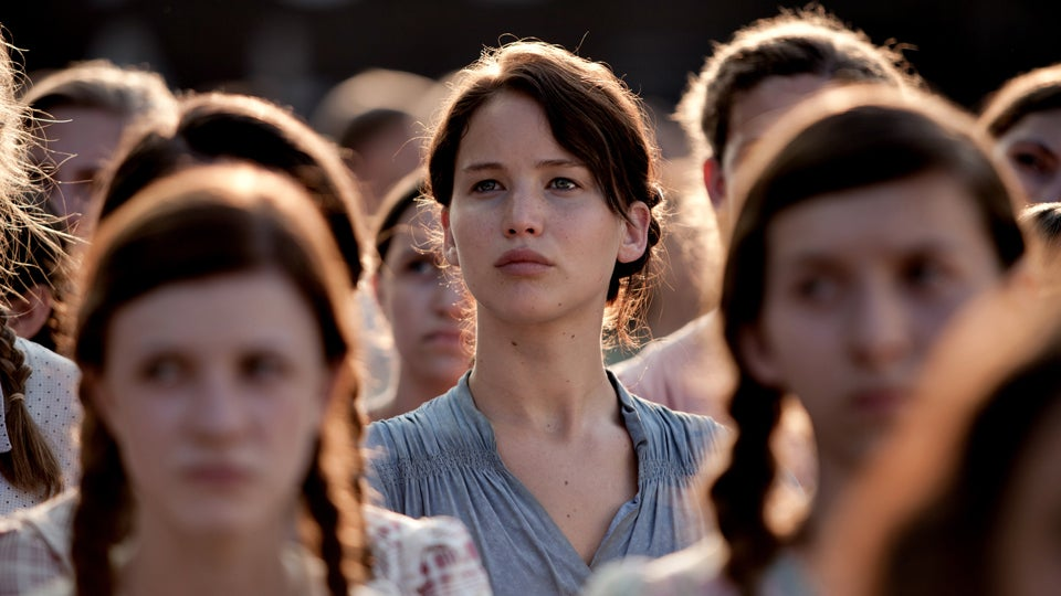 What the Killjoy Critics Are Saying About The Hunger Games