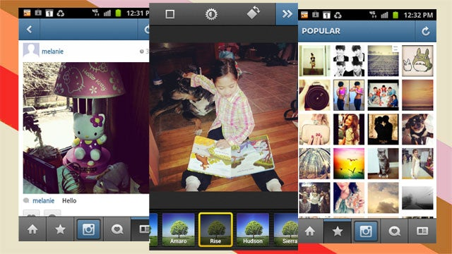 Instagram Photo-Sharing and Styling Now Available on Android
