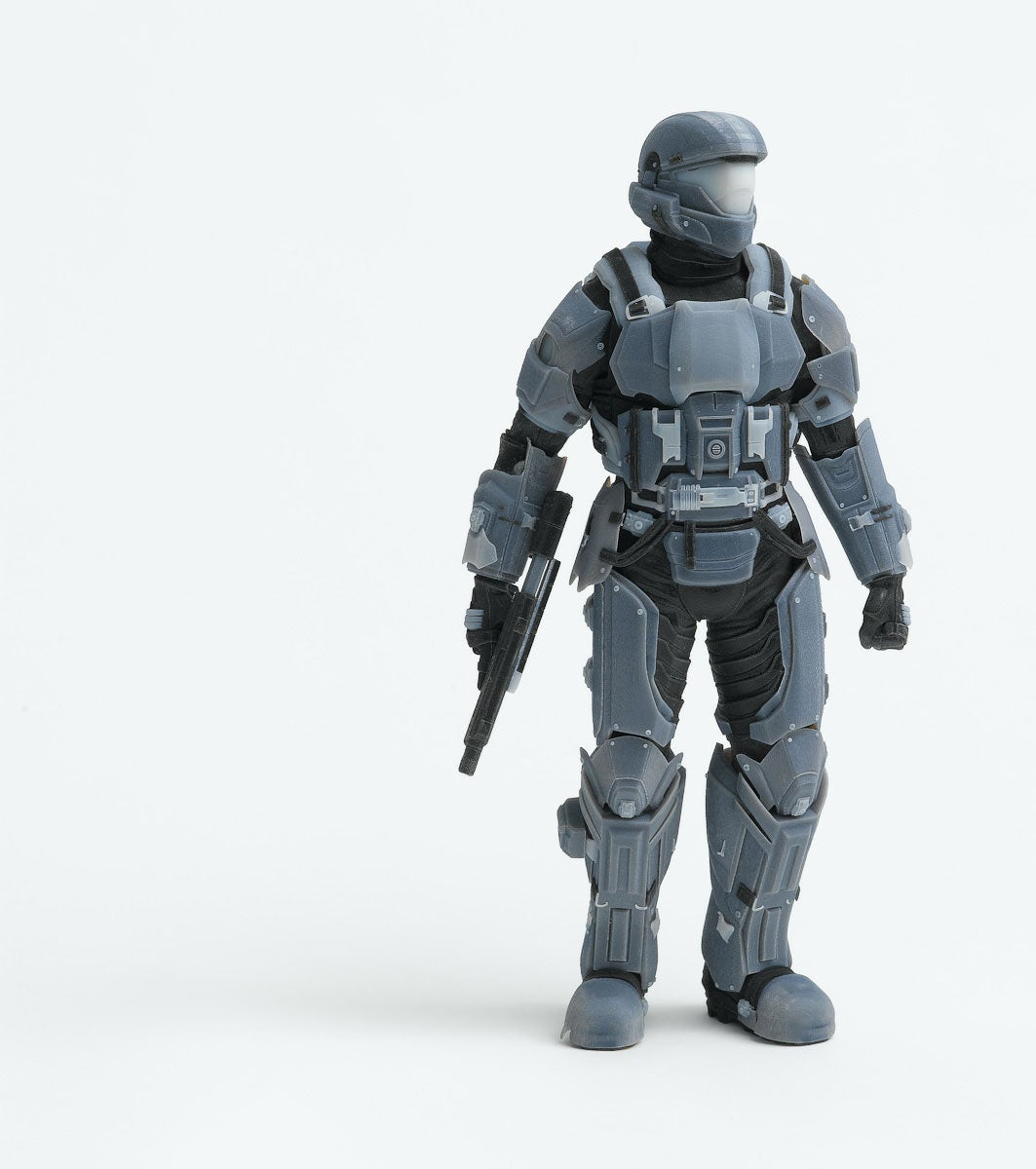 Meet the Best Halo Figure I've Ever Seen, and it was Made by Magic