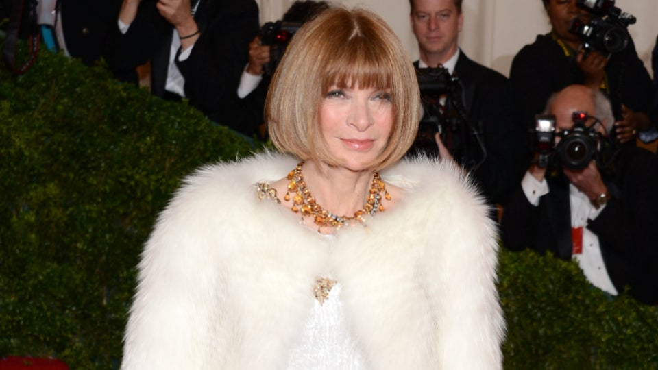 Debunking The Silly Rumor That Anna Wintour Will Be The Next U.K. Ambassador
