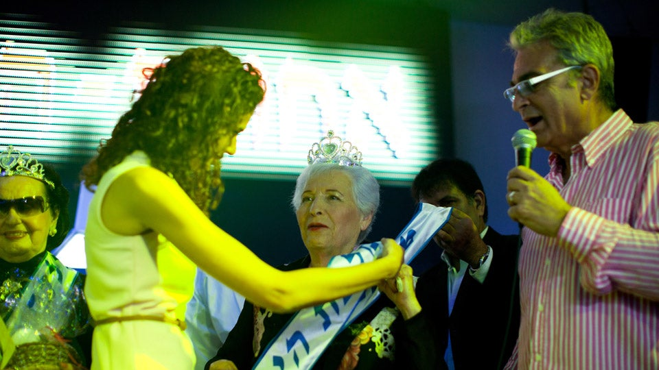 The 'Miss Holocaust Survivor' Beauty Pageant
