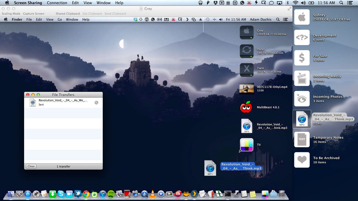 Top 10 Secret Features of OS X Mountain Lion