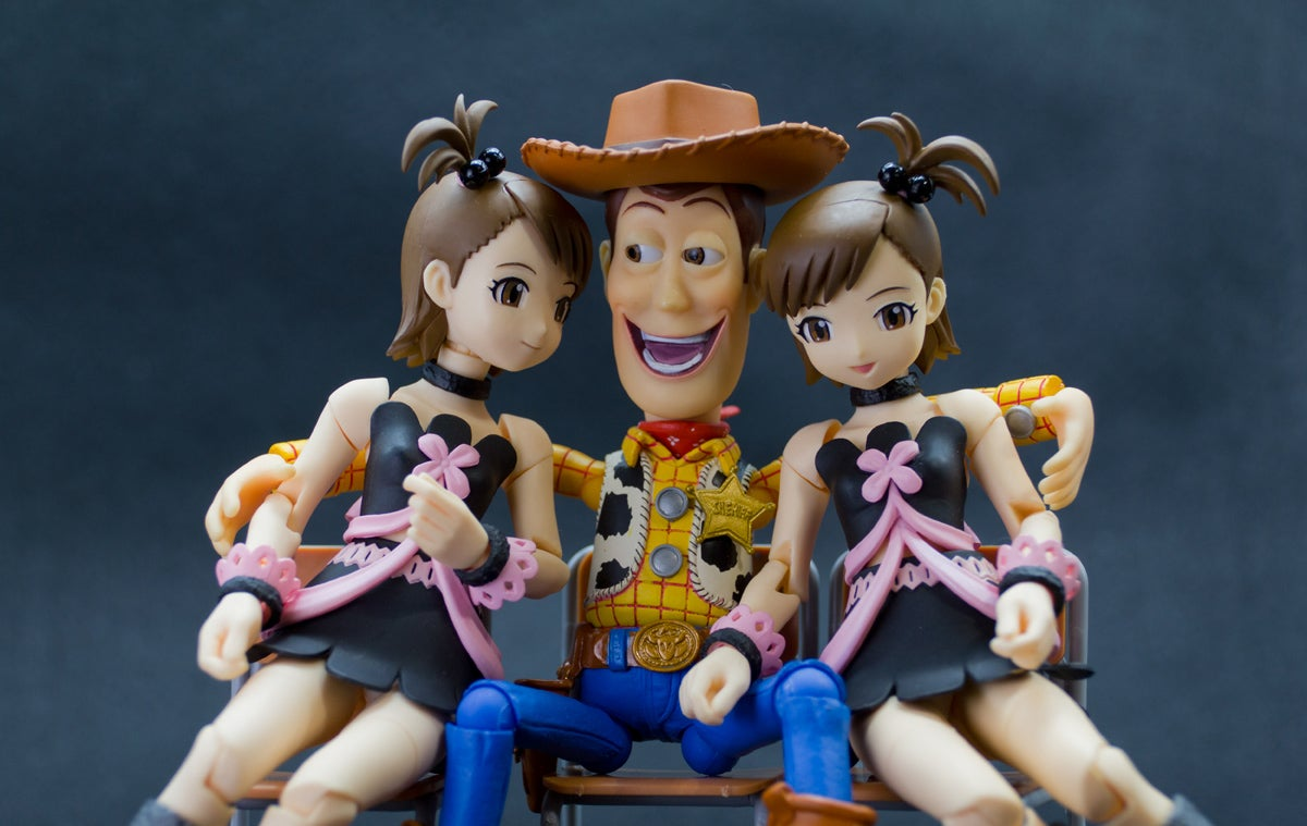 Creepy Japanese Toy : The return of japan s creepiest action figure