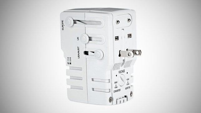 Conair Travel Smart Adapter Combo Is Everything You Need