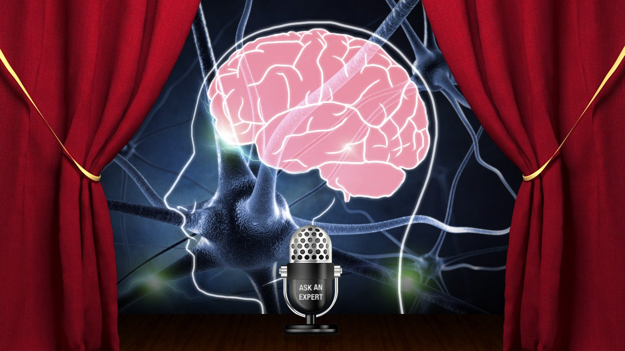 Ask an Expert: All About Neuroscience