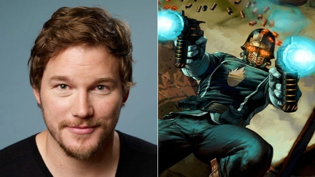 Parks and Rec's Chris Pratt is officially Starlord in Guardians of the Galaxy