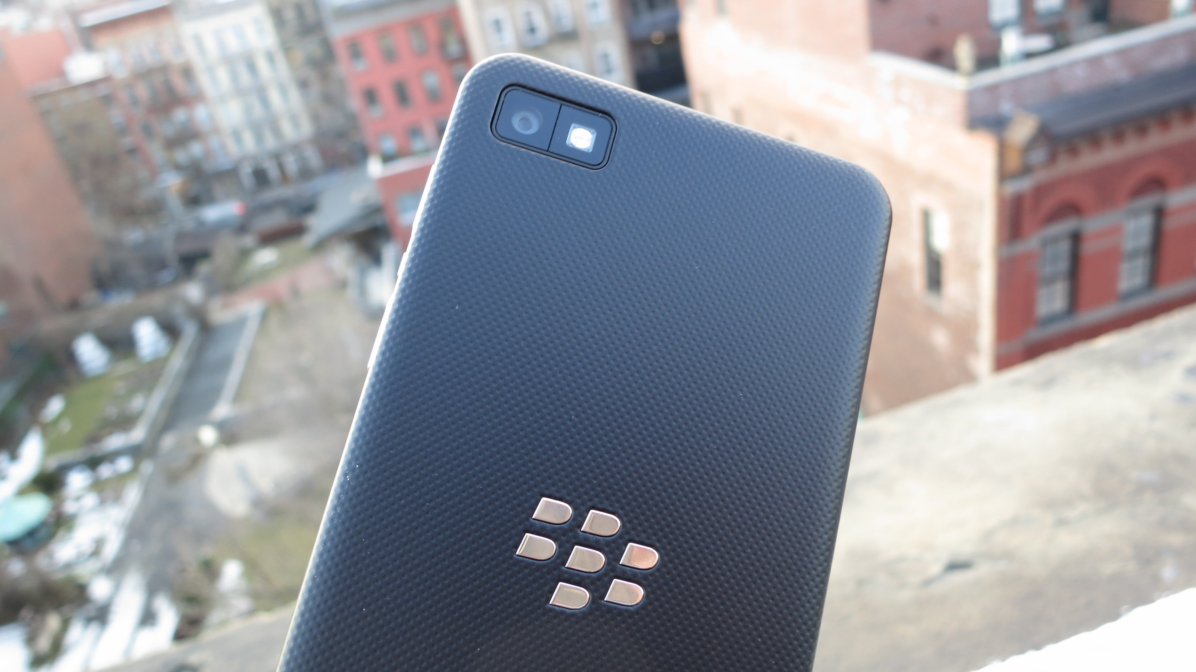 BlackBerry Z10 Review: Not Good Enough