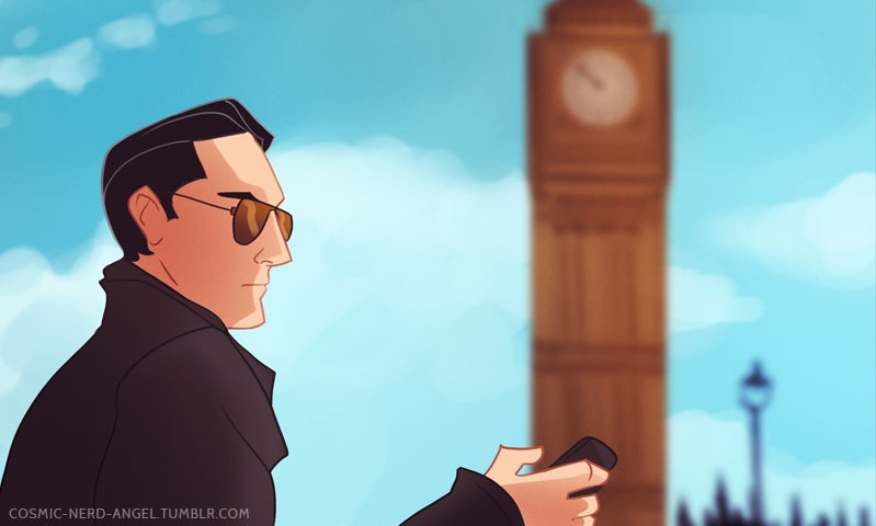 Sherlock: The Animated Series needs to exist immediately, and here's why