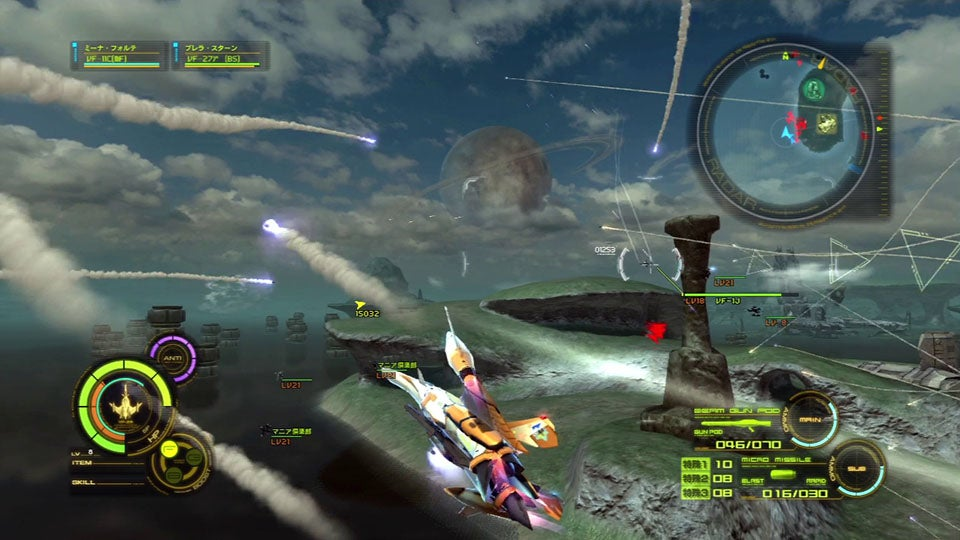 Macross 30 is The Best Macross Game Ever Made