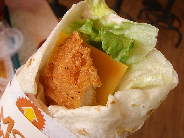 McDonald's Wraps Chicken in a Tortilla, Captivates America