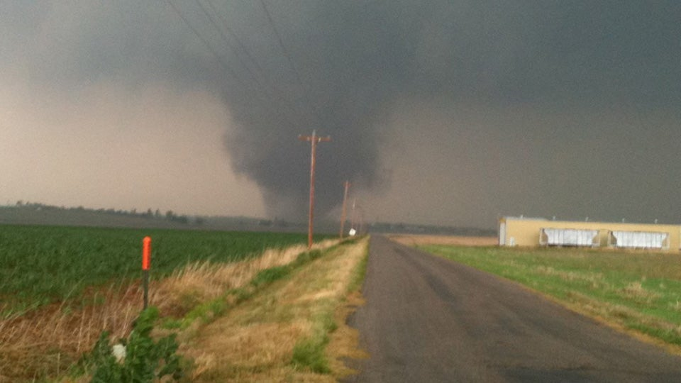 Tornadoes Hit Oklahoma, Tossing Cars and Claiming Lives