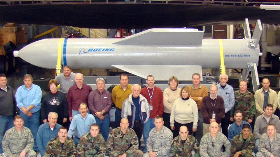 US Air Force Needs a Harder Massive Penetrator For Iran