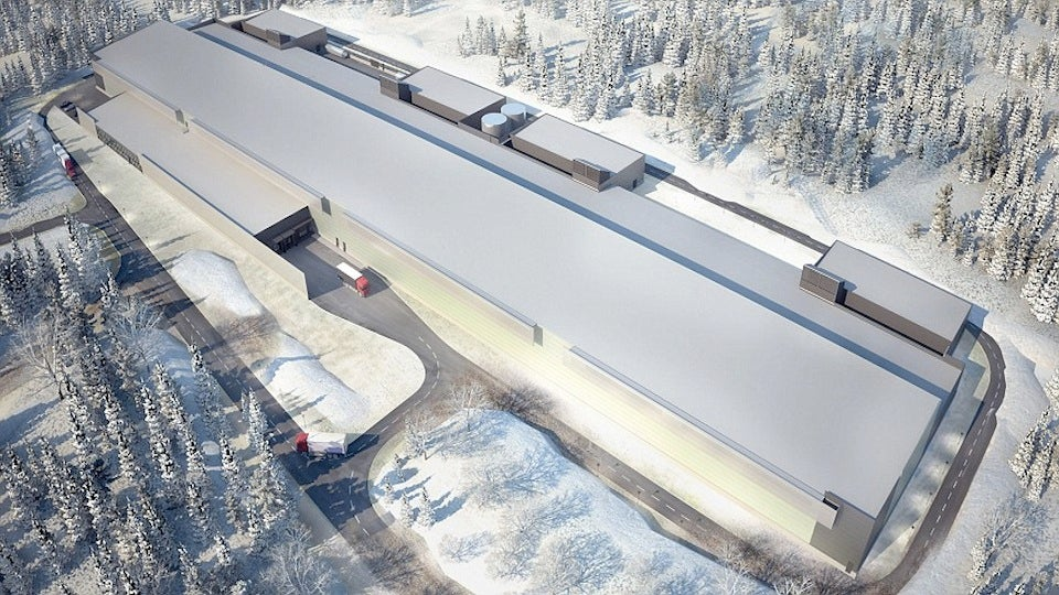 Here's Facebook's Massive Arctic Server Farm