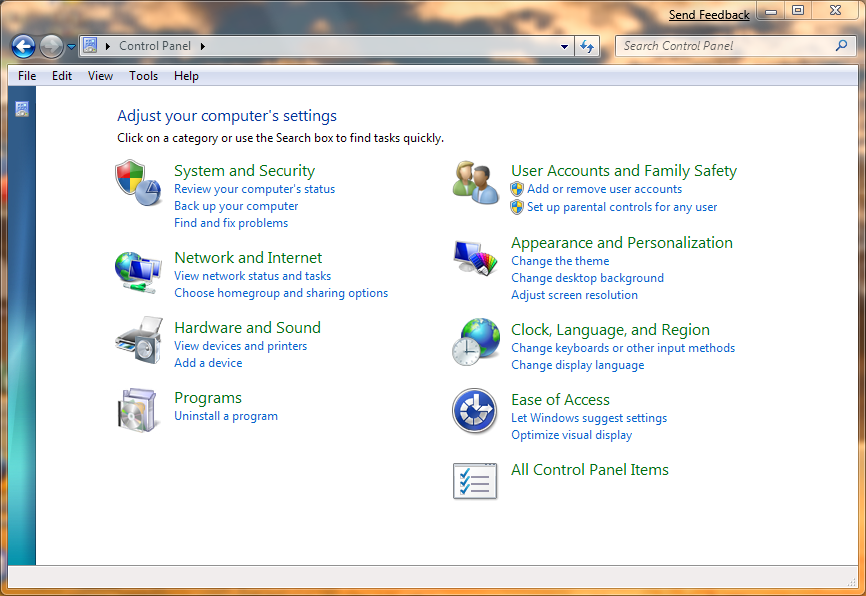 Where Is The Add And Remove Programs On Windows 7