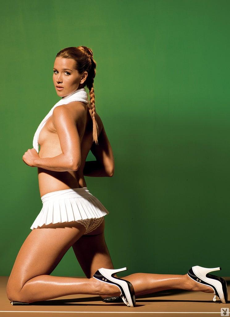 Сексуальные и голые известные теннисистки — photo 8